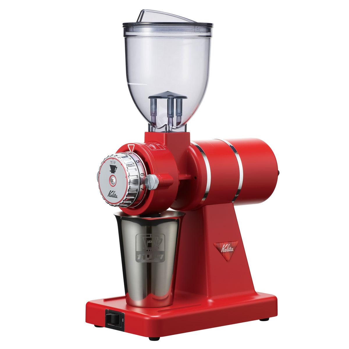 カリタ ナイスカット-G(イタリアンレッド)香茶屋・調整済対応商品